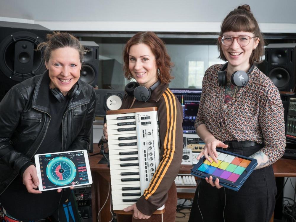 """Innovative Ausstellung """"Starting Pop"""" macht Musikgeschichte erlebbar"""