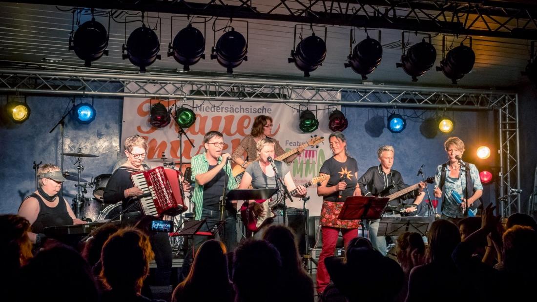 Von Electro Swing über Rock-Pop bis Funk – mitspielen bei den Niedersächsischen Frauenmusiktagen