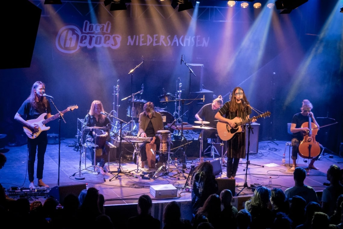 """Bühnenerfahrung sammeln bei """"local heroes"""": Junge Musikerinnen und Musiker können sich jetzt anmelden"""