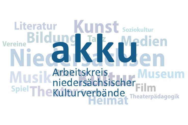 akku — Sonderfonds jetzt!<br> Für ein Niedersachsen mit Kultur.