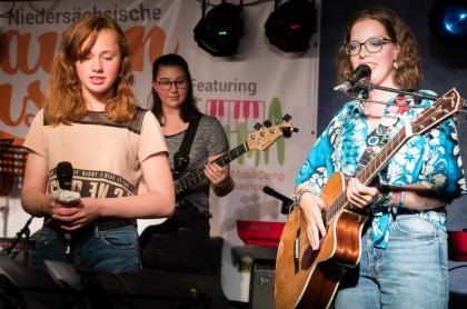 Niedersächsische  Frauenmusiktage 2019