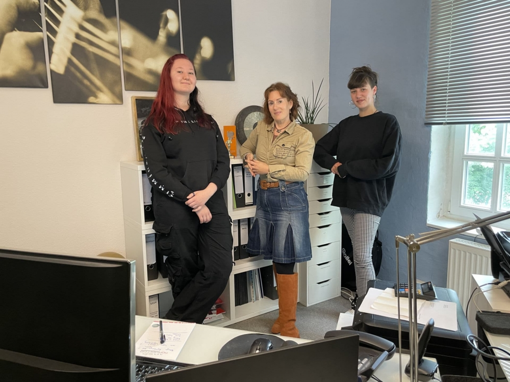 Vollzeitstelle Projektmanager*in/Kulturmanager*in (m/w/d) inkl. Social Media und Verwaltung